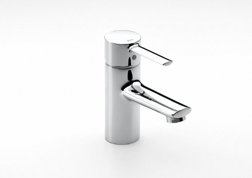Roca Targa Basin Mixer Tap - Chrome
